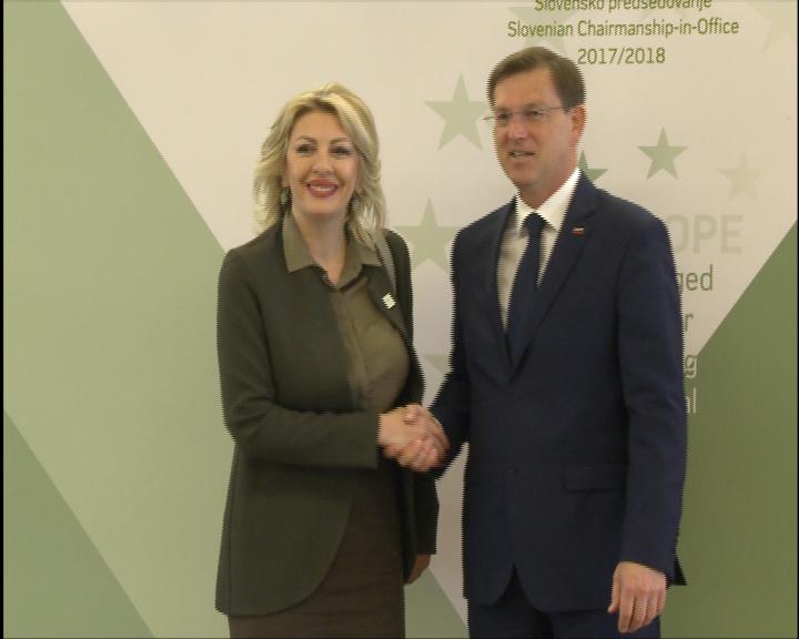 Ј. Јоксимовић: Србија отворена за наставак сарадње у региону