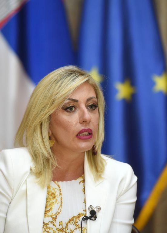 Ј. Јоксимовић: 55 одсто грађана подржава чланство Србије у Европској унији