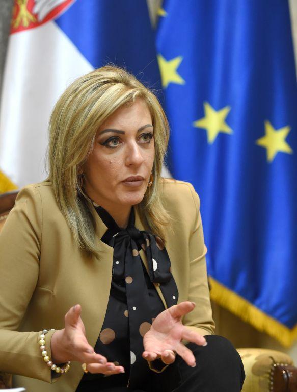 J. Joksimović: Brisel, za sada, ne piše novi izveštaj o Poglavlju 31