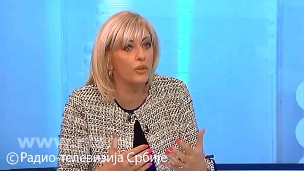 J. Joksimović: EU Strategy - an incentive for Serbia