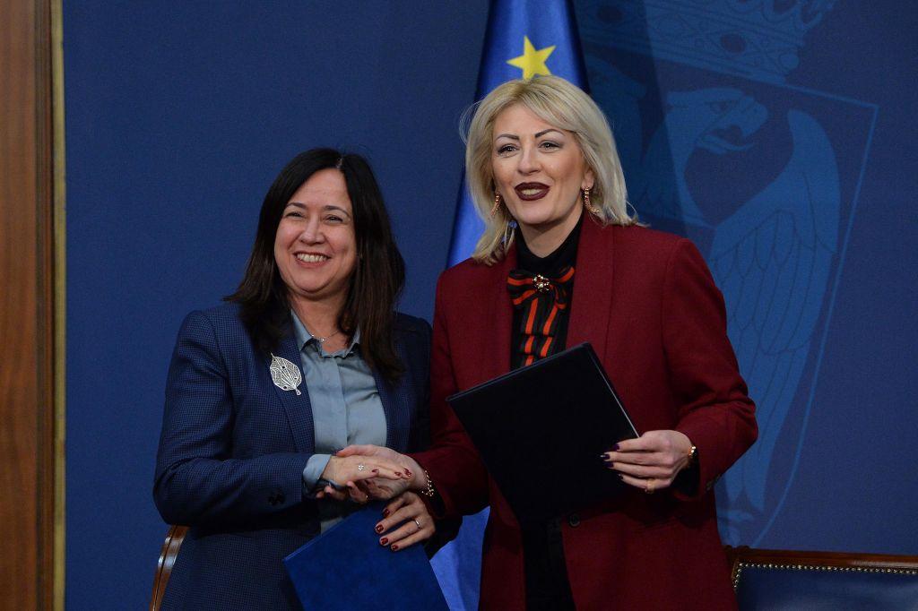 J. Joksimović: EUR 28 million grant for integrated border management