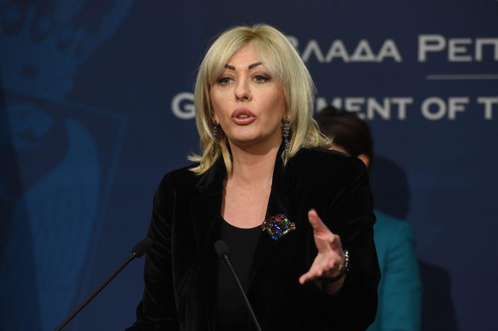Ј. Јоксимовић: Стратегија подигла очекивања свих, то је добро и мотивишуће