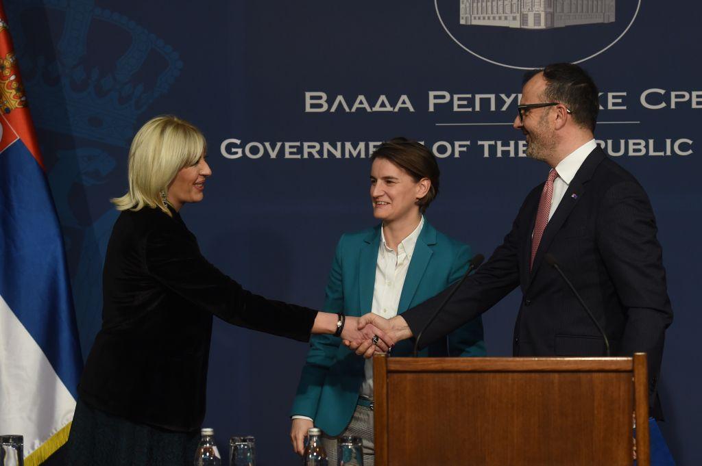 Ј. Јоксимовић: За отворена питања најбоље билатерално решење