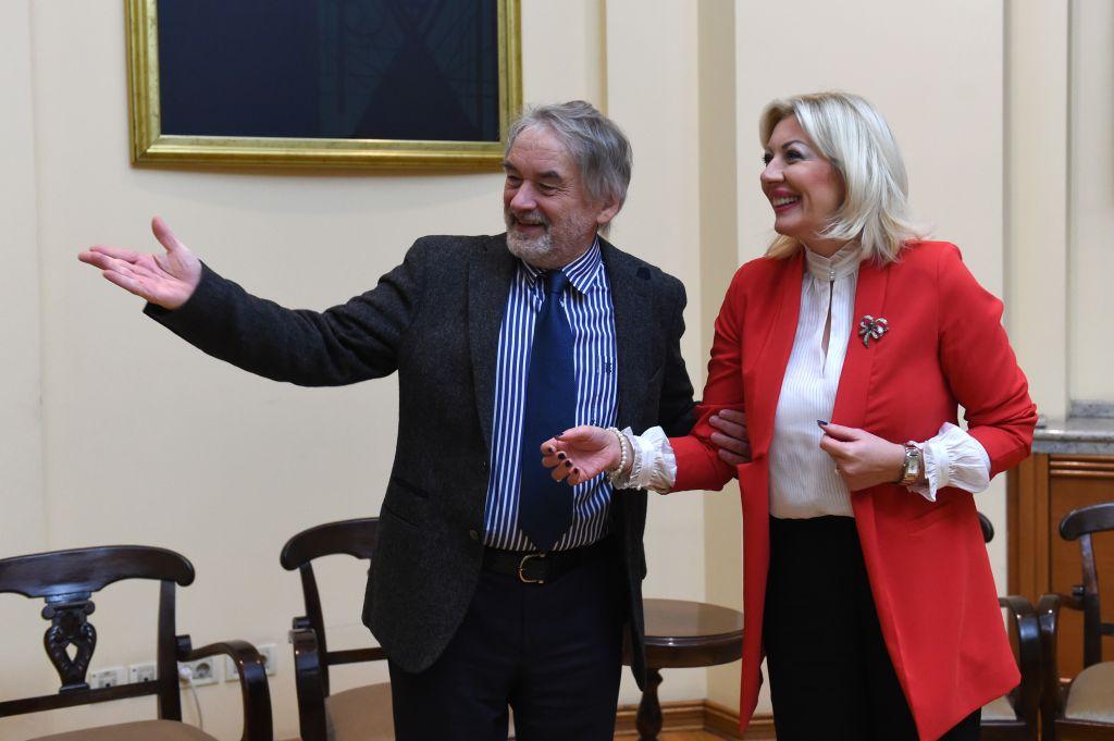 Ј. Јоксимовић и Гаспарич: Словенија стабилно подржава Србију у процесу ЕУ интеграција