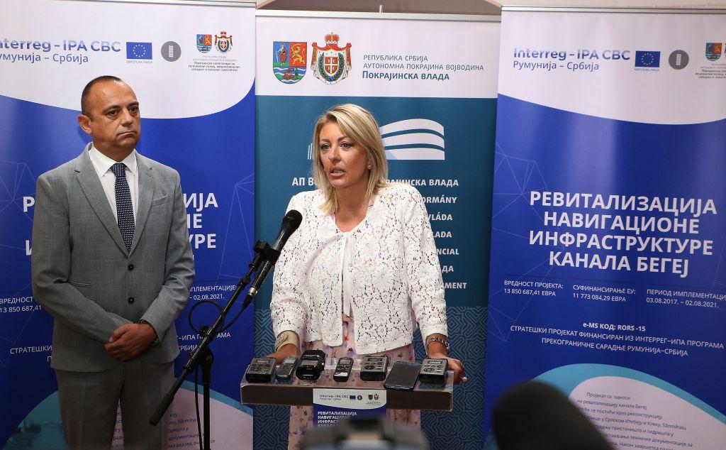 J. Joksimović: Kroz evropske integracije sprovodimo ciljeve održivog razvoja i poboljšavamo kvalitet života građana
