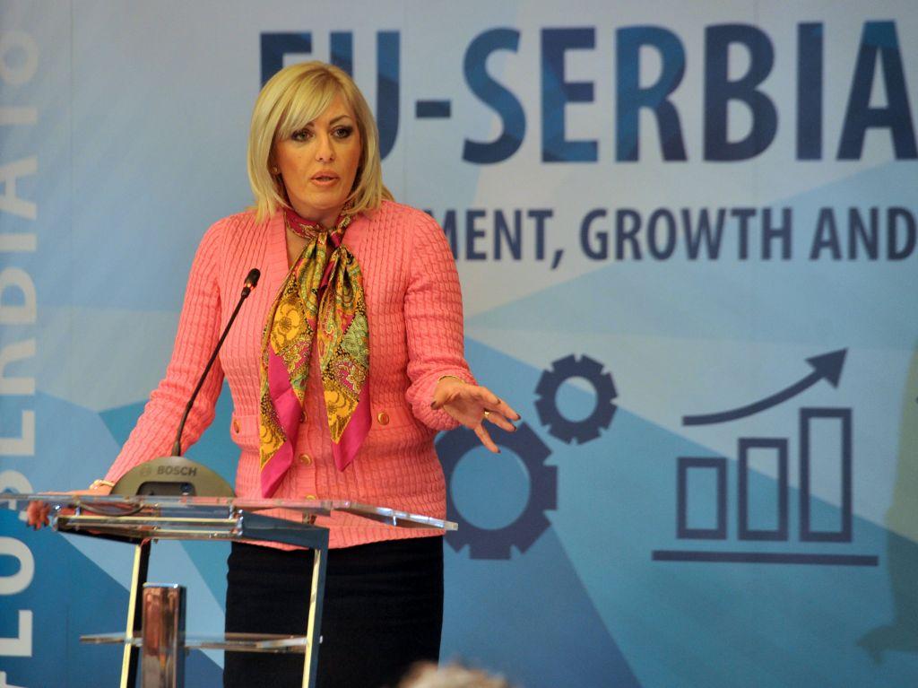 Србија економски стабилна држава на путу ка ЕУ