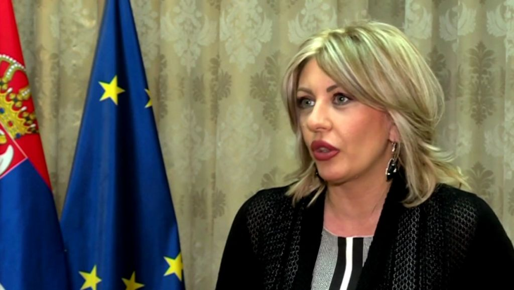 Ј. Јоксимовић: Новац ће бити обезбеђен када Србија дође до ЕУ