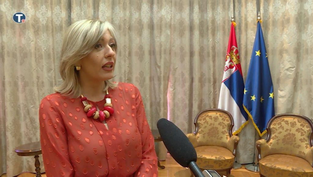 J. Joksimović: EU prirodan izbor Srbije
