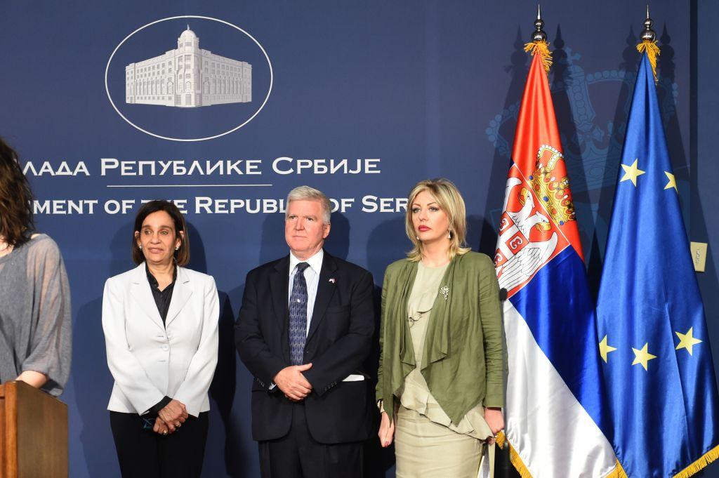 SAD donirale Srbiji još 22 miliona dolara bespovratne pomoći