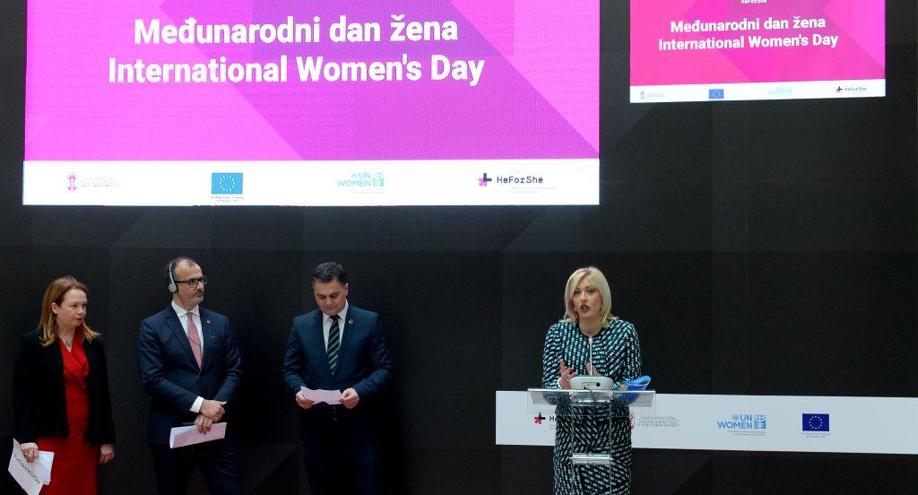 Ј. Јоксимовић: Жене велики потенцијал за развој Србије