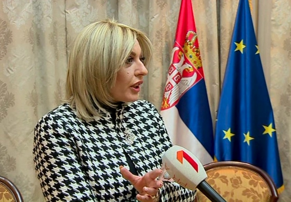 Ј. Јоксимовић: Легитимна тема, одлука на председнику и Председништву СНС