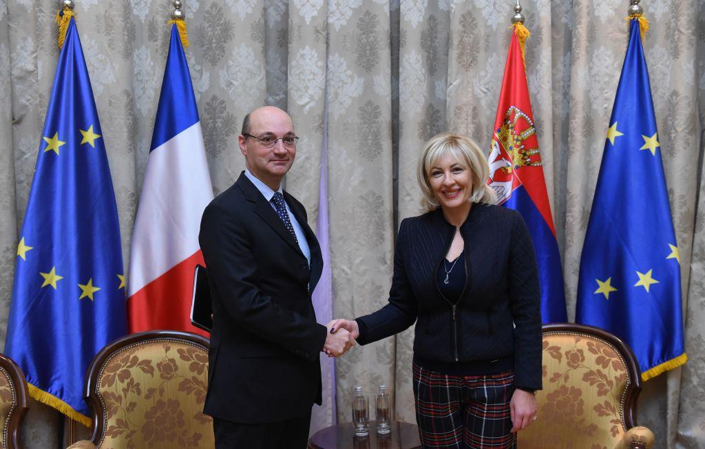 J. Joksimović i Mondoloni: Politički i ekonomski odnosi Srbije i Francuske u usponu