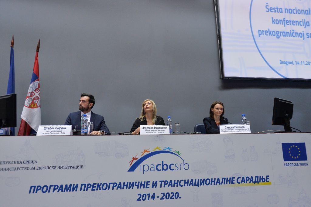 Ј. Јоксимовић: За пет до седам година креће нова етапа развоја