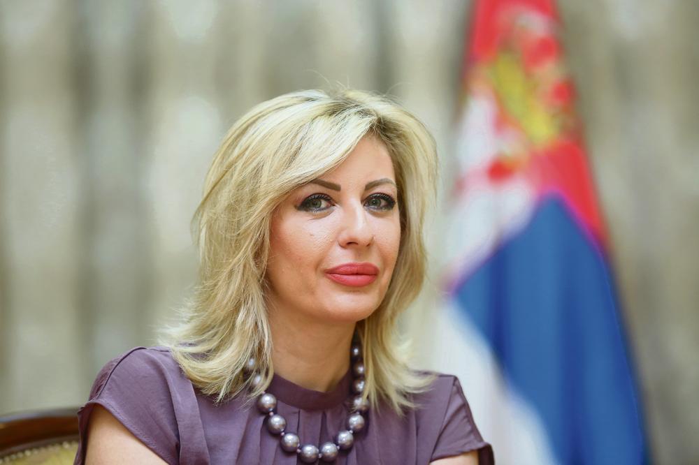 Ј. Јоксимовић о гласању у Интерполу: Ово је победа Србије!