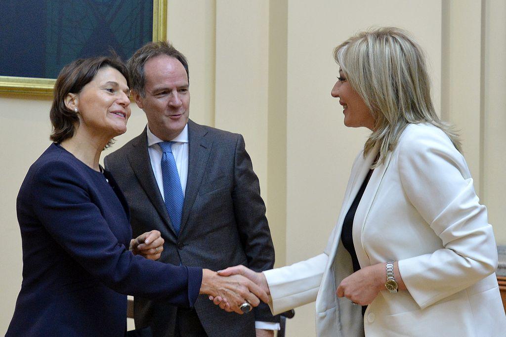 J. Joksimović i Huber: Švajcarska pouzdan i značajan razvojni partner Srbije