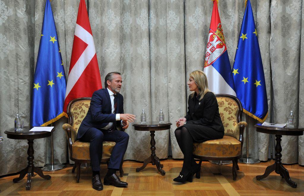 J. Joksimović i Samuelsen: Danska podržava kredibilnu politiku proširenja EU