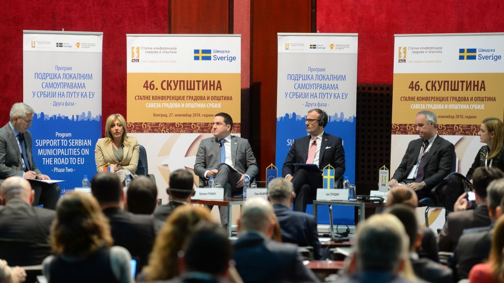 J. Joksimović: Evropske integracije su posao za celo društvo