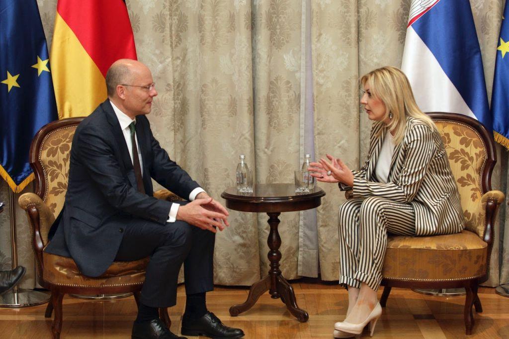 J. Joksimović i Bajer: Stabilan region važan i za EU