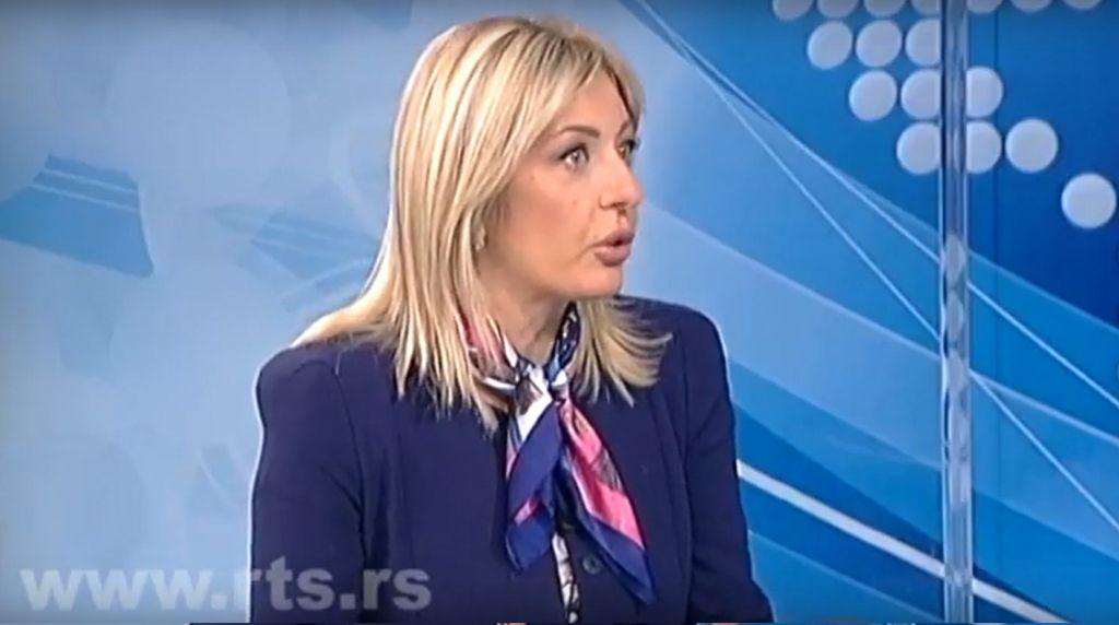 J. Јоксимовић: Мeкалистер долази да чује коментаре Србијe