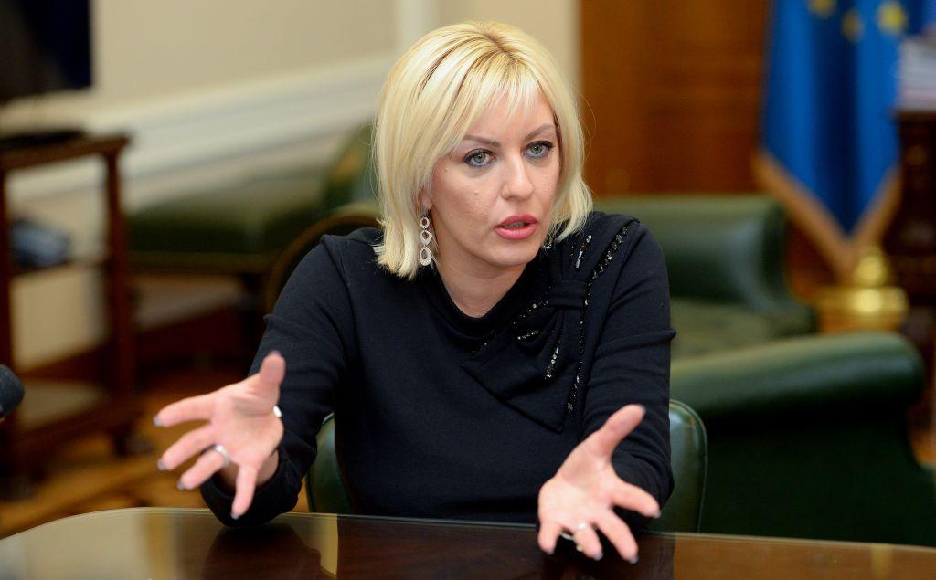 Ministar Jadranka Joksimović: Evropske integracije nisu zamena za posao koji sami moramo da uradimo