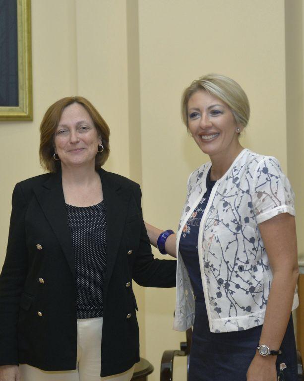 Ј. Јоксимовић и Хaргитаи: ЕБРД партнер у процесу европских интеграција и развоја Србије