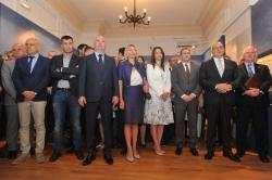 Opening of the exhibition Kingdom of Serbia and United States of America