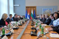 Билатерални састанак Србије и Бугарске