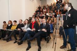 Додела признања за 2018. годину у организацији Делегације ЕУ у Србији и ЕУ инфо центра у Београду.