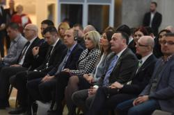 Minister of European Integration Jadranka Joksimovic attended today