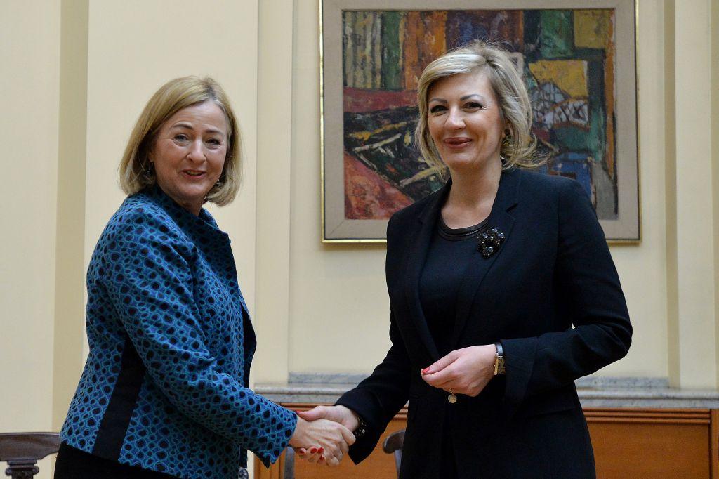 Ј. Јоксимовић – Ј. Брант: Холандија највећи инвеститор у српску привреду