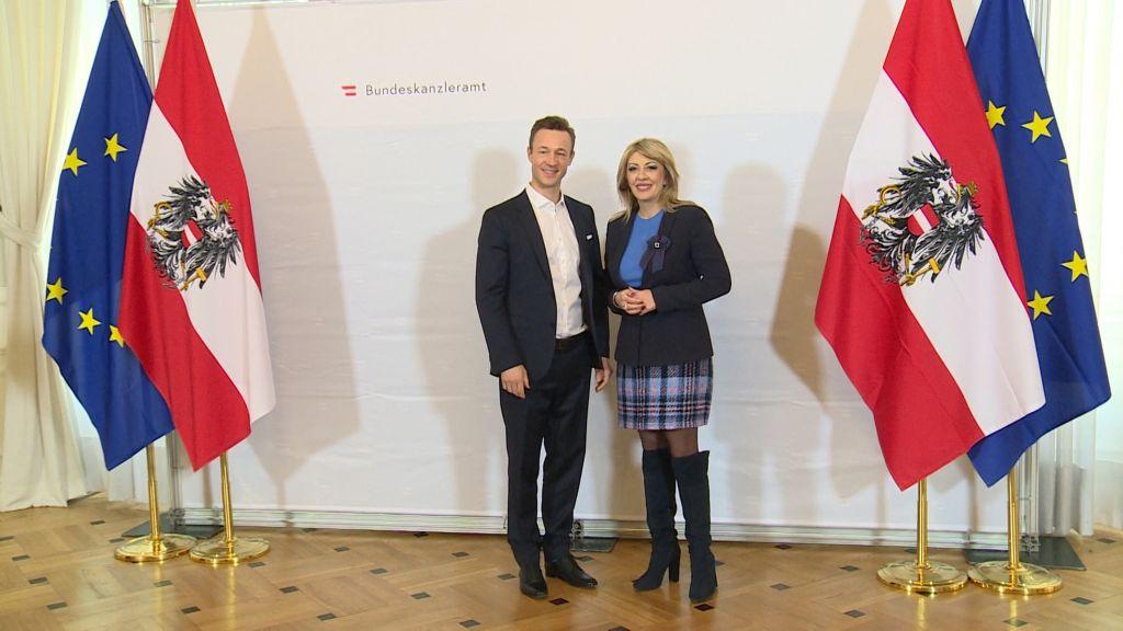 Ј. Јоксимовић: Потребна нова одговорност ЕУ и региона, да радимо оно што причамо