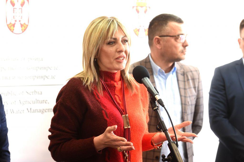Ј. Јоксимовић: Србија у корак са прописима ЕУ о безбедности хране