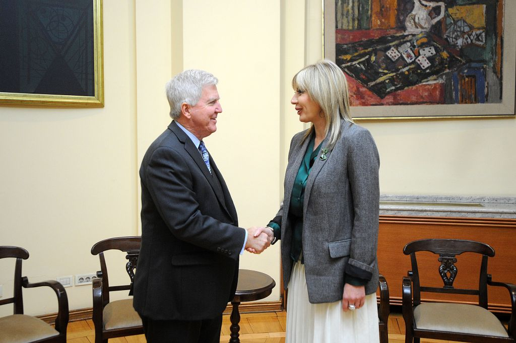 J. Joksimović and Scott: Serbia is an important factor of regional stability