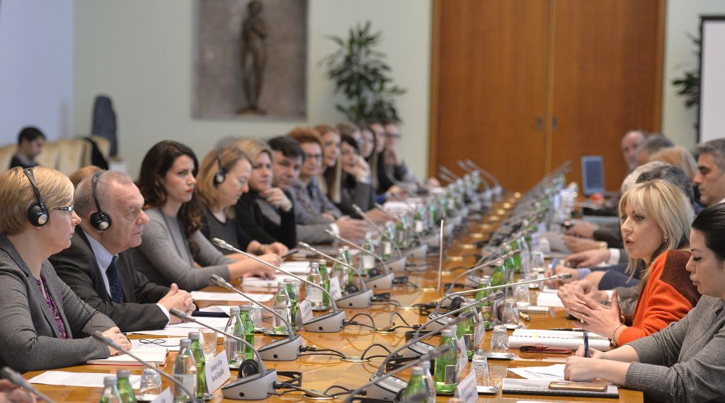 Ј. Јоксимовић: Одрживи регионални развој Србије је жила куцавица европских интеграција