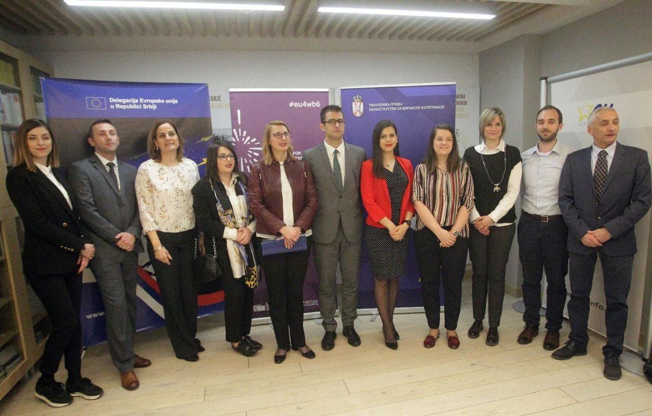 Млади професионалци из региона предводиће реформе на путу у ЕУ