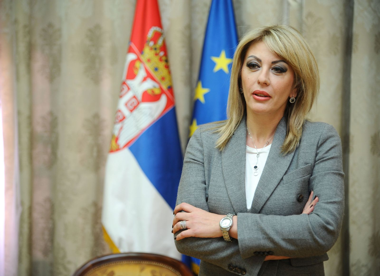 J. Joksimović: We are active in reforms and committed to cooperation; we expect the opening of new chapters