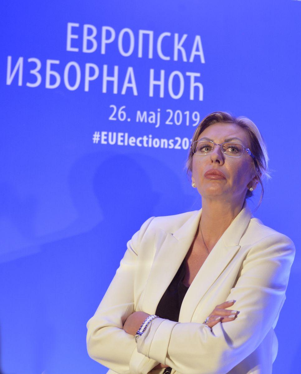 Ј. Јоксимовић: Избори показали да је ЕУ и даље у моди