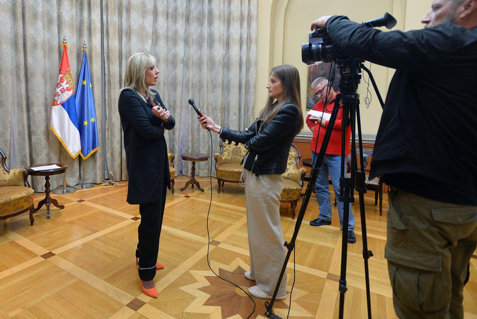 Ј. Јоксимовић: Верујем у опстанак кредибилне политике проширења