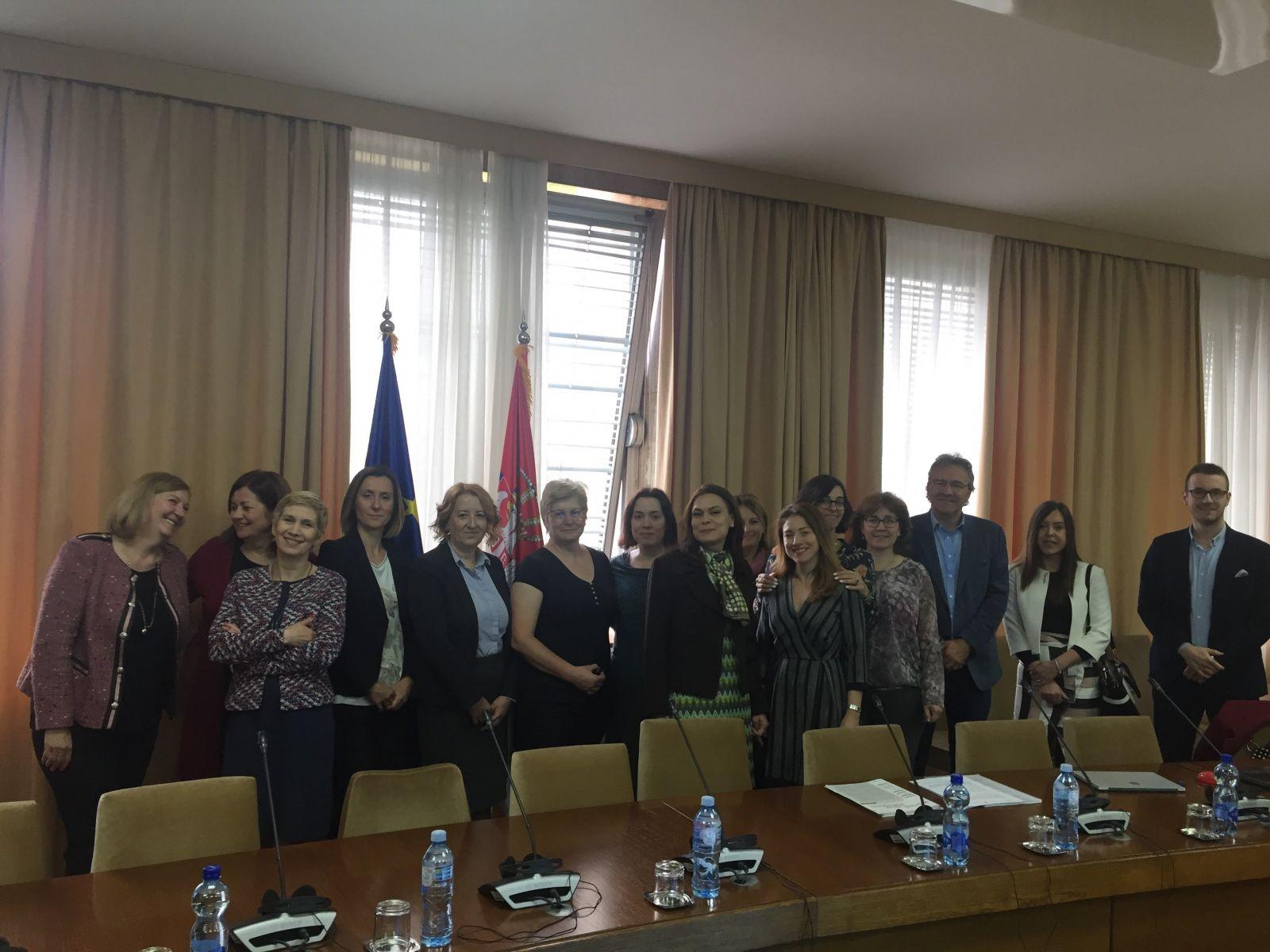 Одржан семинар о хармонизација домаћих прописа са правом ЕУ у области жигова