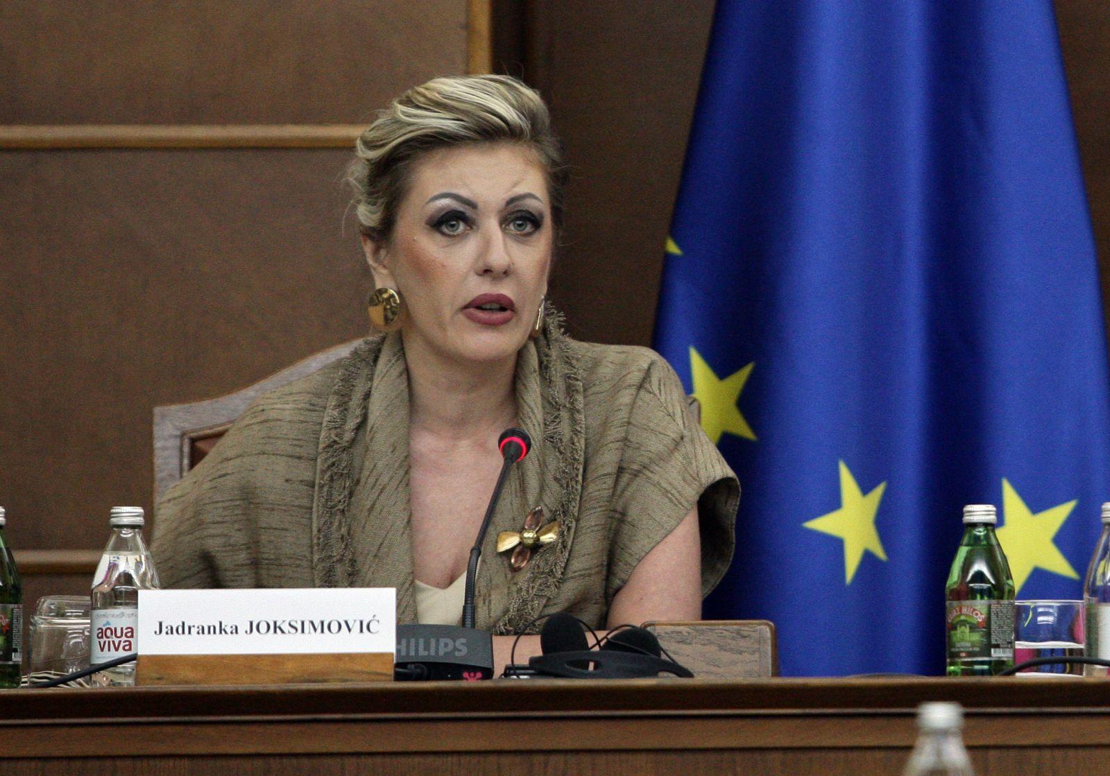 Ј. Јоксимовић: Реформа администрације у функцији задржавања стручњака