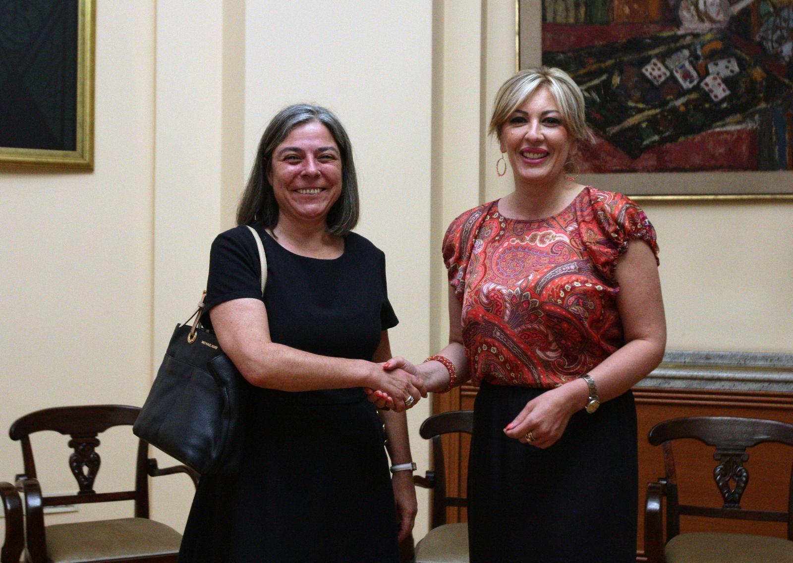 Ј. Јоксимовић и Пина: Португалија искрено подржава европске интеграције Србије