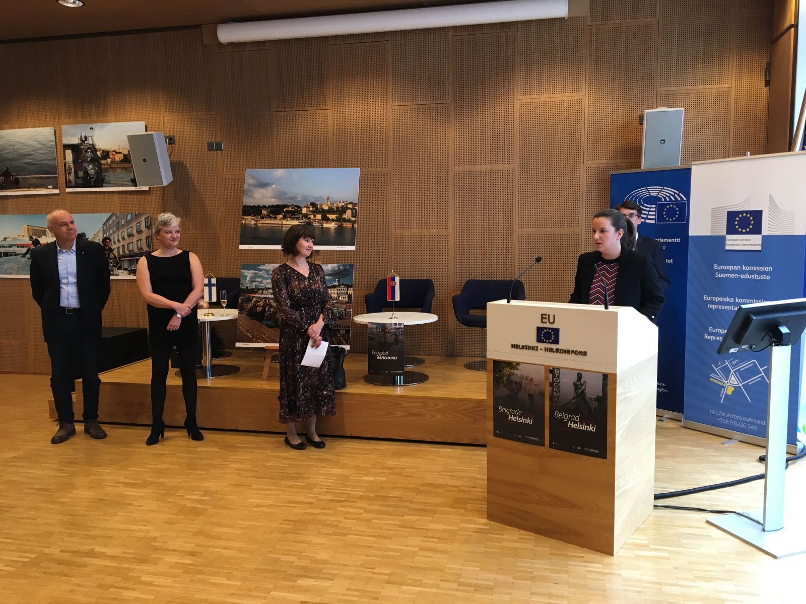 """Изложба """"Примењена носталгија"""" отворена у Хелсинкију"""