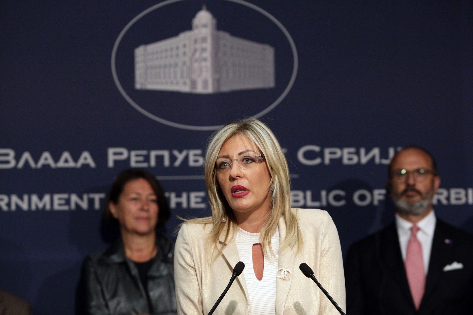 Ј. Јоксимовић: Не каснимо са упућивањем позива ОЕБС-у