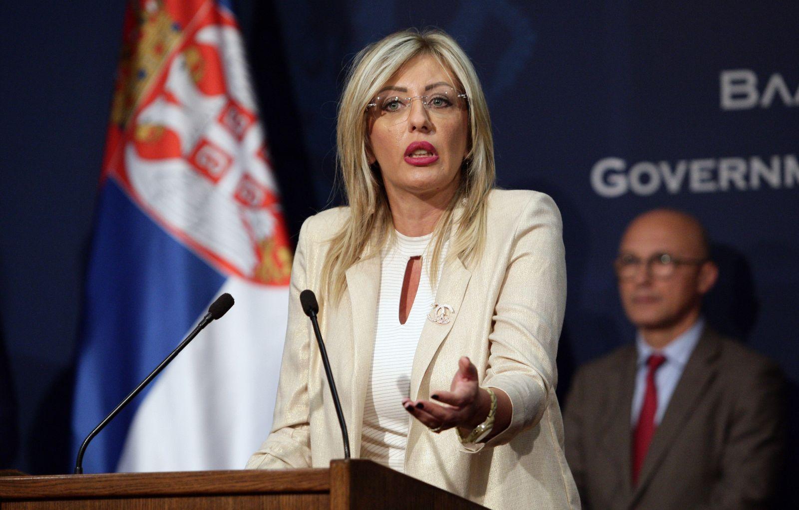 Ј. Јоксимовић: Улагање у инфраструктуру никада није погрешно утрошен новац
