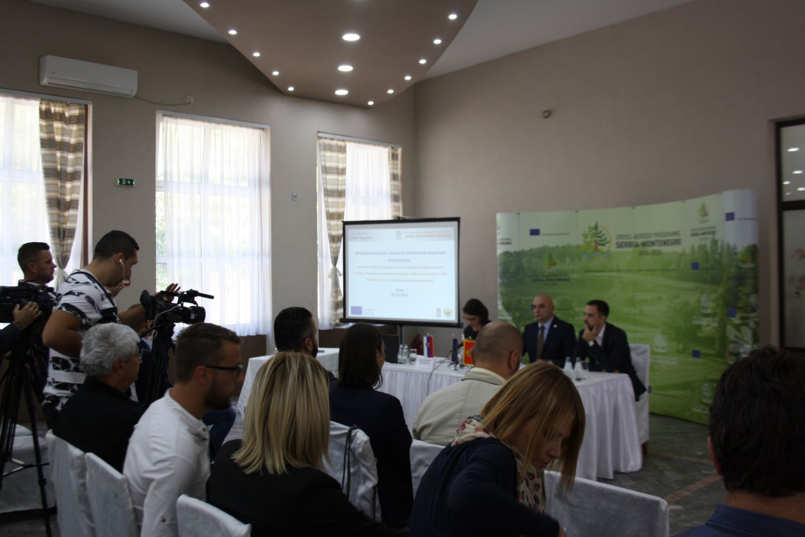 Održane dve nove Info sesije IPA Programa prekogranične saradnje Srbija – Crna Gora