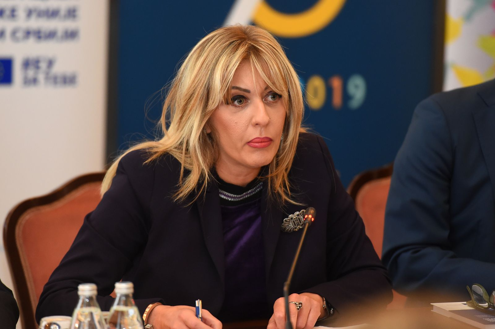 J. Joksimović: Cooperation between Serbia and the Council of Europe – intensive