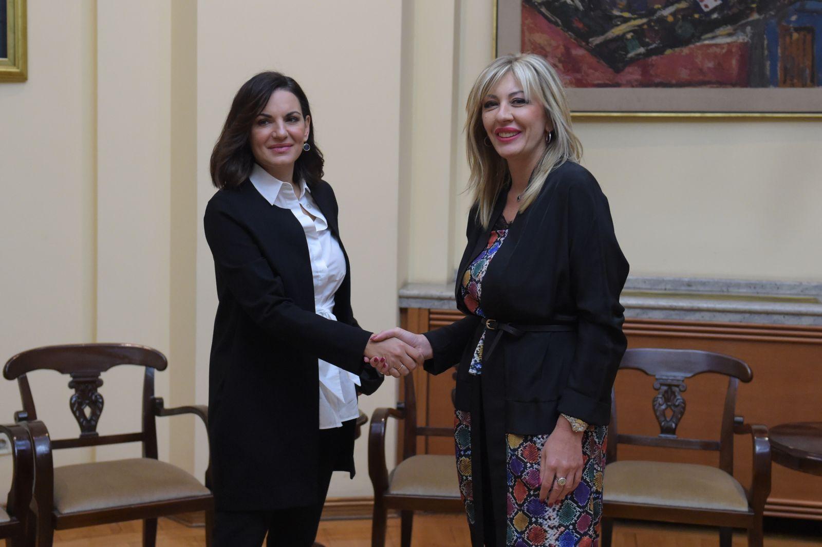 J. Joksimović and Kefalogianni: Friendship and strategic partnership between Serbia and Greece