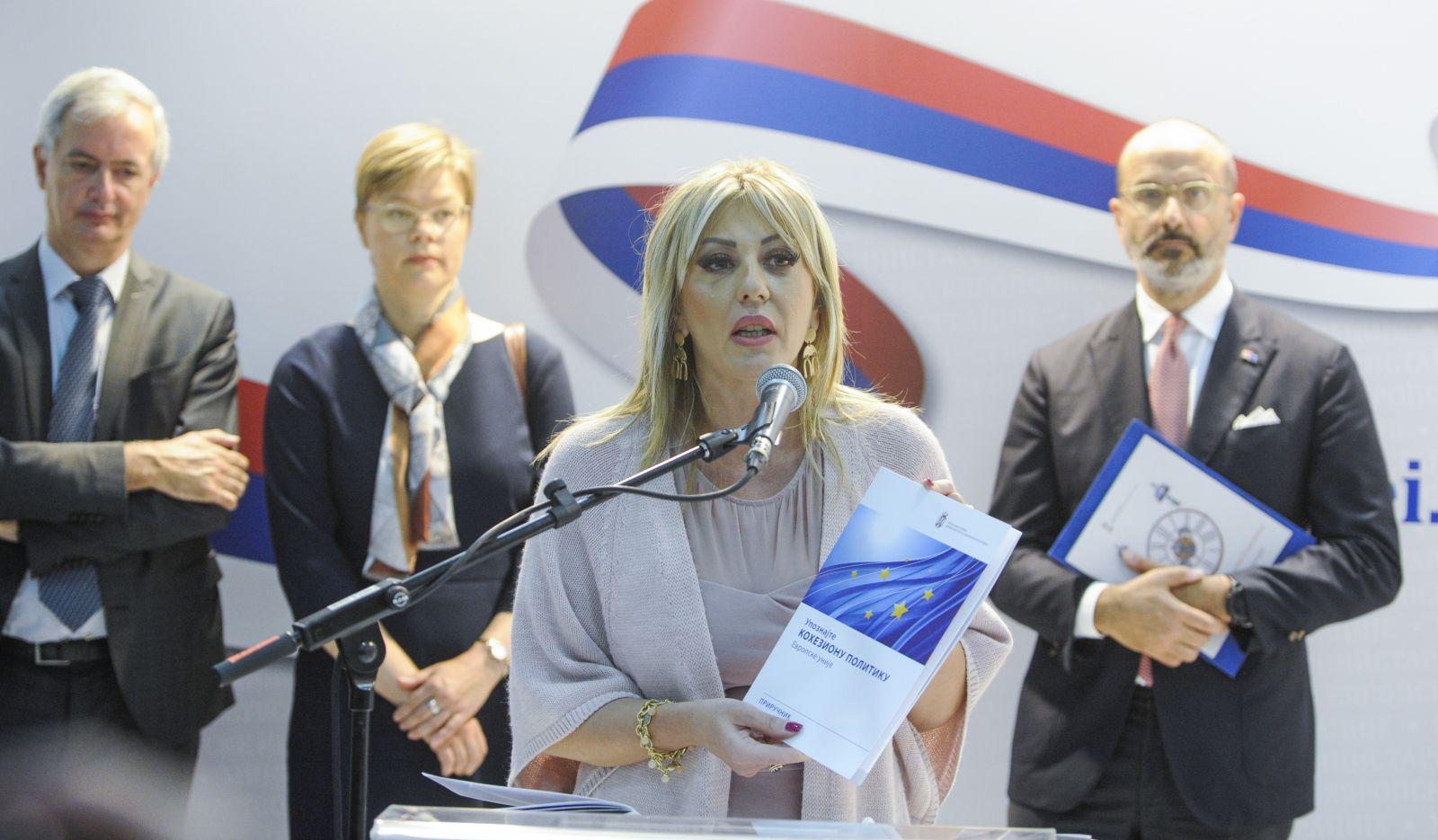 J. Joksimović: Our path towards the EU is beyond question