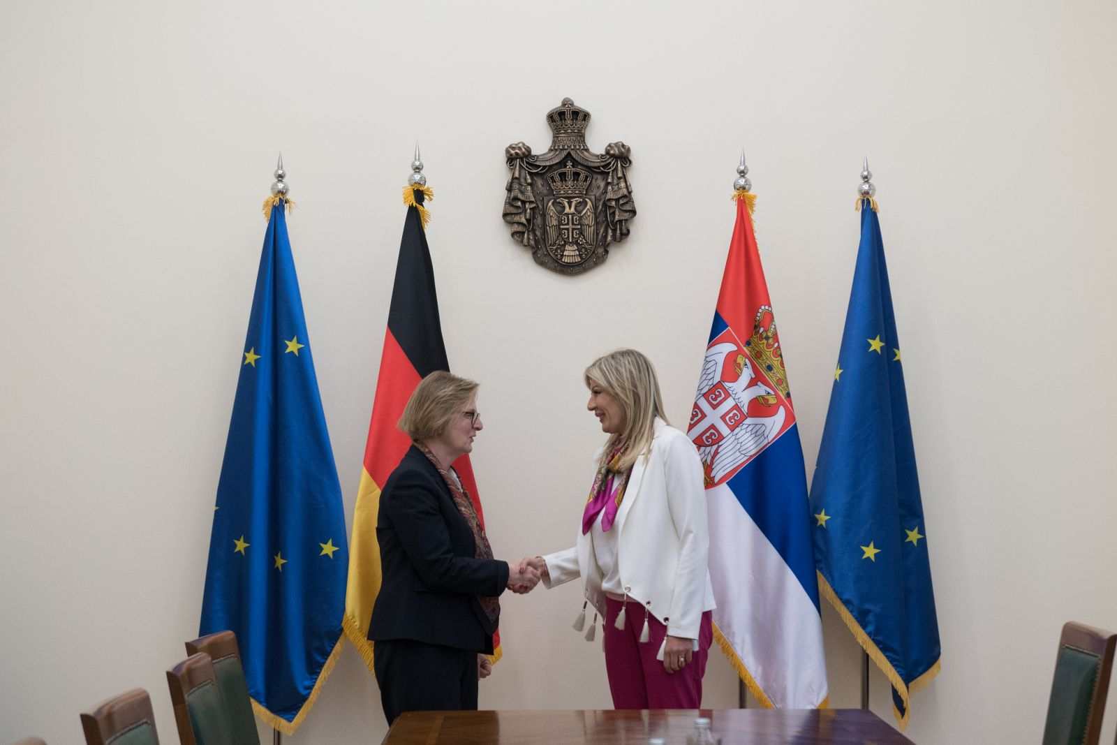 J. Joksimović and Schütz: Germany is supporting the credible enlargement policy