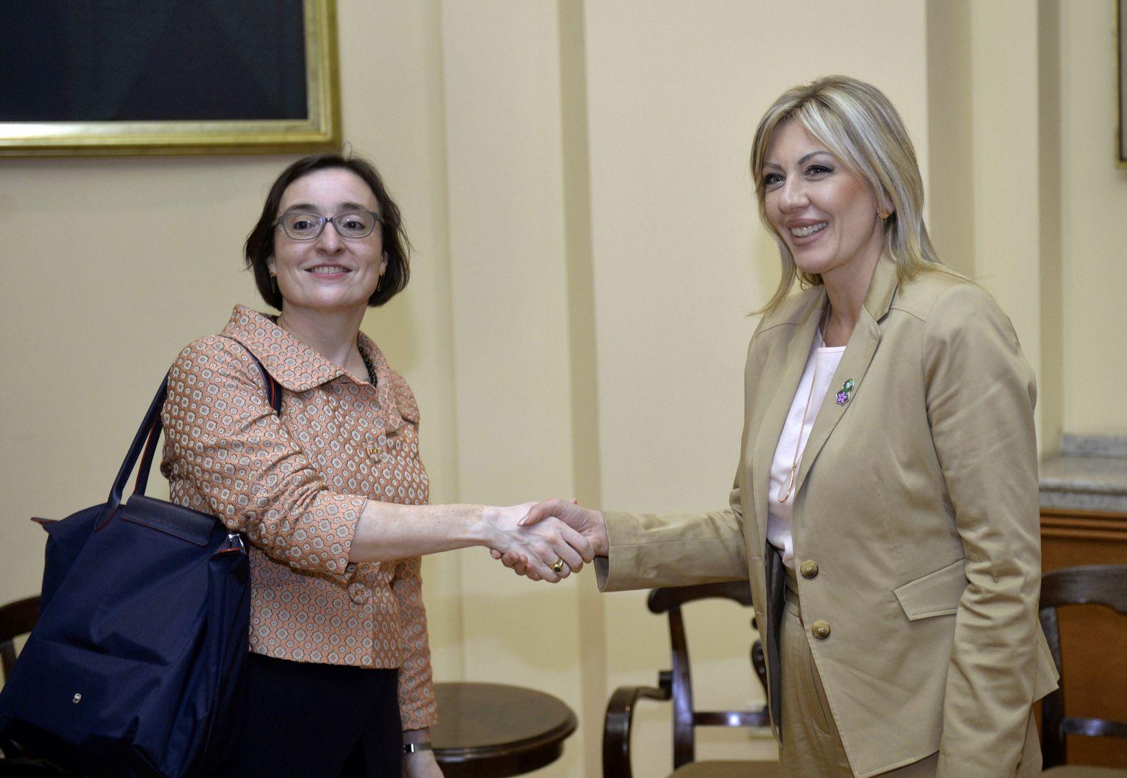 Ј. Јоксимовић и Калстер: Белгија за наставак кредибилне политике проширења